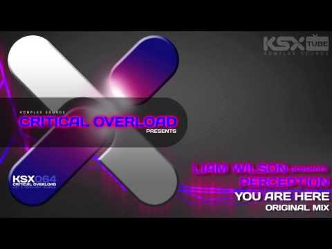 [KSX064] Liam Wilson presents Perception - You Are Here (Original Mix)
