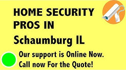 Best Home Security System Companies in Schaumburg IL