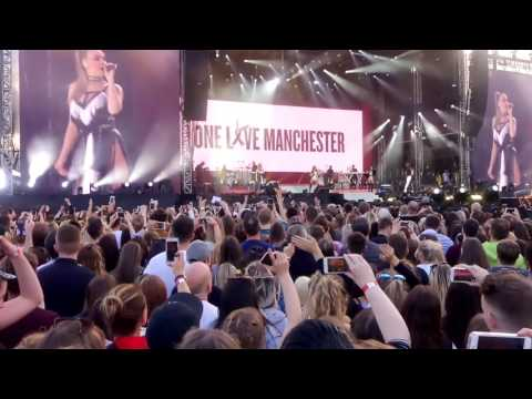 Little Mix - Wings - ONE LOVE MANCHESTER (HQ)
