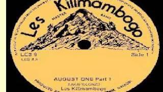 """KAKAI KILONZO & LES KILIMAMBOGO - """"NGUNGU NA MUOI"""""""
