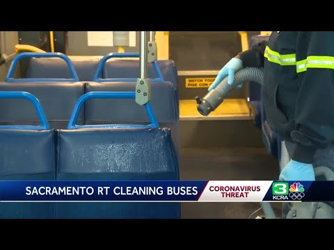Coronavirus outbreak prompts deep cleaning for Sac RT