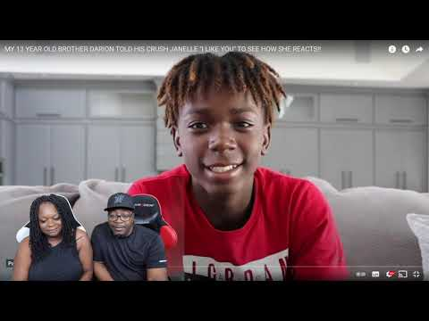 Download DARION FROM THE PRINCE FAMILY HAVE A CRUSH ON OUR 12 YEAR OLD DAUGHTER JANELLE *HE MUST BE STOPPED*