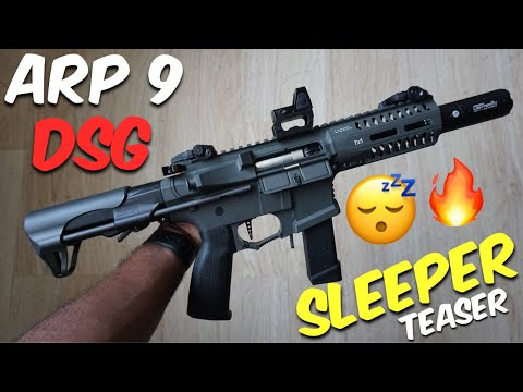 Airsoft Quickie: G&G ARP 9 DSG Sleeper & Custom HPA Build (The Airsoft Life #72)