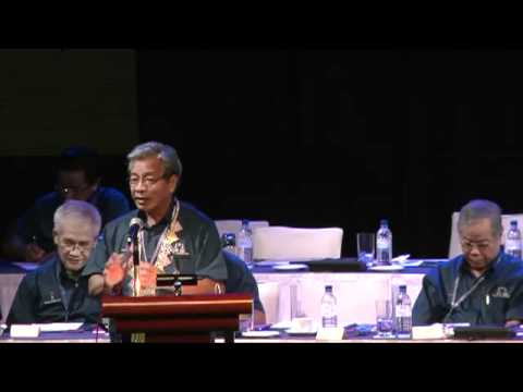 Sedutan ucapan YB Dato' Sri James Jemut Masing