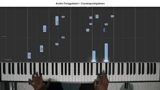Download lagu Engga Ngerti - Kahitna   Piano Cover by Andre Panggabean