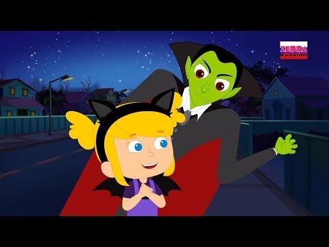 привет его Хэллоуин | Hello Its Halloween | Zebra Russia | русский мультфильмы для детей