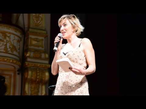 Valeria Bruni Tedeschi al Bif&st 2017 Bari