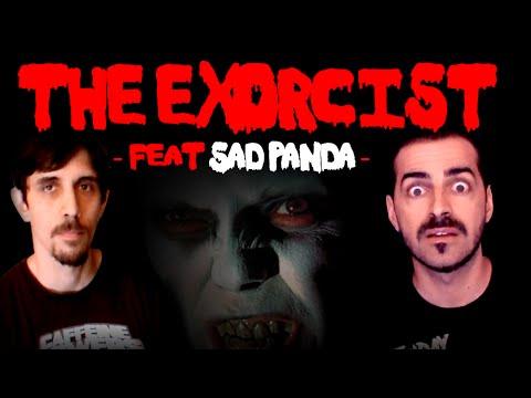 L'EXORCISTE FEAT SadPanda  Critique film d'horreur 8