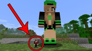 Minecraft - UMA AMIGA GIGANTE ‹ PEQUENINOS › #03
