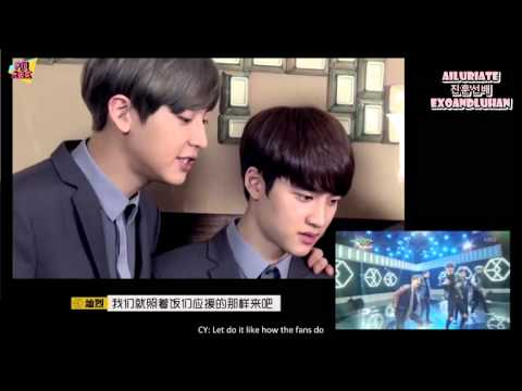[ENG SUB] HD 音悦大来宾 Yin Yue Big Guest - EXO Interview