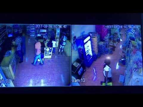 Man get kill in Westmoreland/Killer get caught on camera in supermarket