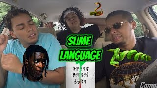 YOUNG THUG - SLIME LANGUAGE (REACTION REVIEW)