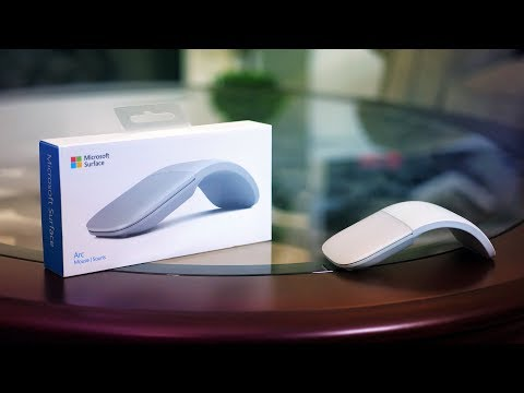Surface Arc Mouse Late-2018 Review