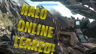 Halo: Online (PC) LEAKED! ALL Maps Gameplay (1080p HD)