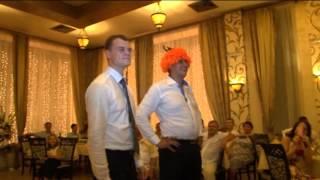 Шуточный клип Сергей и Дарья