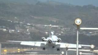 "Spotting at Adler: Landing Yak-42 D ""Kuban"" RA-42331"