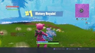 Fortnite Battle Royale   Fortnite Duos   Episode #8   💗 THE CUTEST PINK TEDDY BEARS 💗