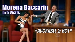 Morena Baccarin - Deliberately Flirtatious - 5/5 Appearances In Chronological Order [1080] thumbnail