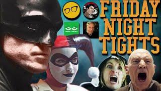Star Trek Picard's Dystopia | Batman | Birds of Prey | Doctor Who - Friday Night Tights