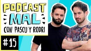 PODCAST MAL (1x15)   Gamers de mesa.