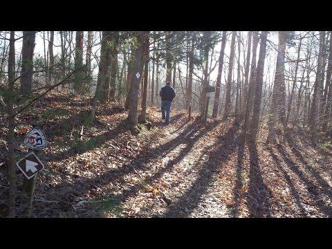 Sheltowee Trace: HWY 80 to Hawk Creek - 12/26/14