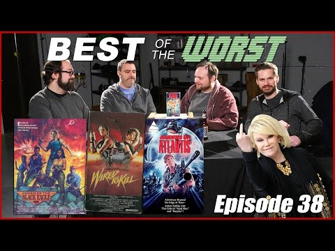 Best of the Worst: Order of the Black Eagle, Wired to Kill, and Raiders of Atlantis