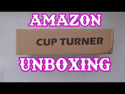 Amazon Tumbler Turner Unboxing and Assembly
