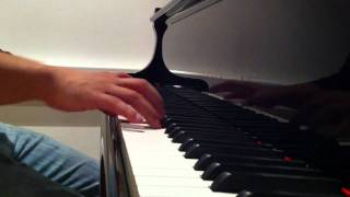 Alan Taemur - Glory of Love (Peter Cetera) Piano Cover