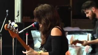 Meg Myers - Desire Live Lollapalooza 2014