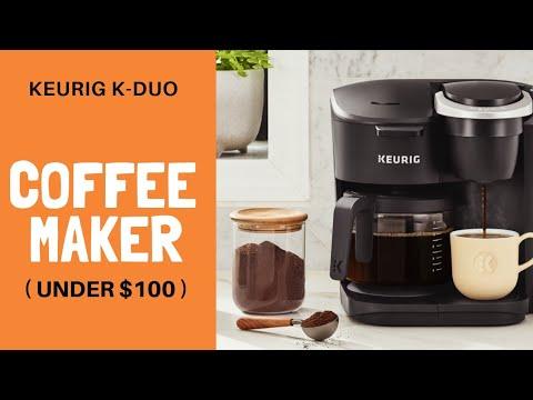 Keurig K-Duo Essentials Coffee Maker | Coffee Maker Review ...