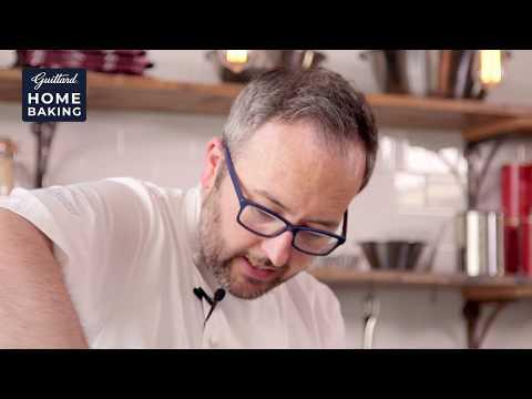 Rum & Raisin Chocolate Brownie Recipe With Will Torrent - Guittard Chocolate Company