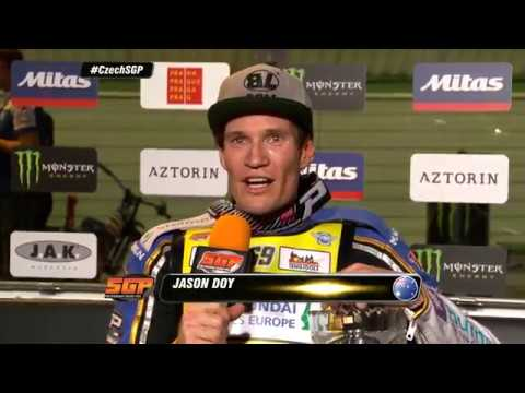 Mitas Czech SGP: Press Conference