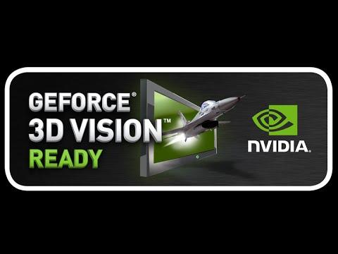 Как включить стереоскопический режим 3d nvidia