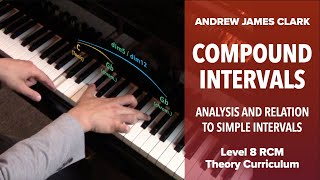 Intervals: Music Theory RCM Level 8 (1/3)