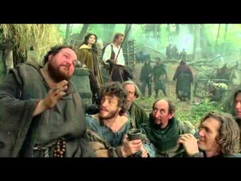 Friar Tuck Explains The Divine Nature Of Beer