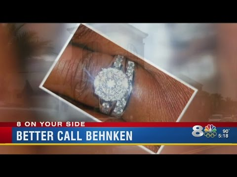 Diamond Ring Goes Missing, Dropped Off At Kay Jewelers For Maintenance