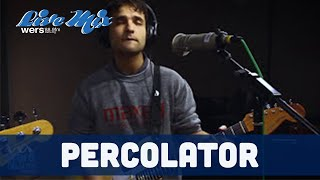 charly bliss percolator live on wers