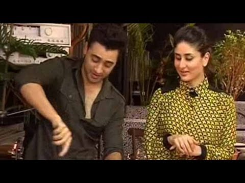 Celebrity cook-off: In the kitchen with Kareena and Imran