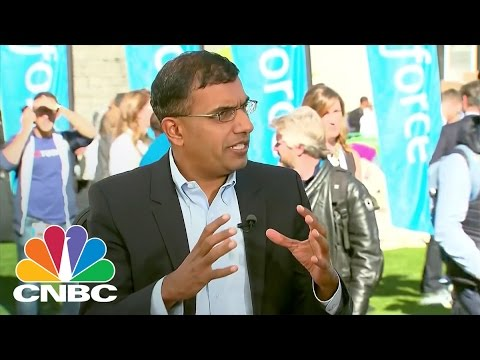 Informatica CEO: The Business Of Big Data | Mad Money | CNBC