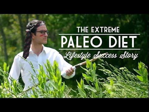 Extreme Paleo Diet Success Story: Luke