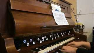 Harmonium Schiedmayer 47 636