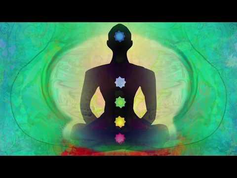 ☯ Chakra Activation (via les méridiens et les canaux d'énergie)