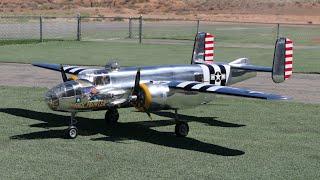 Ziroli B-25 Mitchell - TRAGIC CRASH on MAIDEN FLIGHT! St. George Utah, 2018
