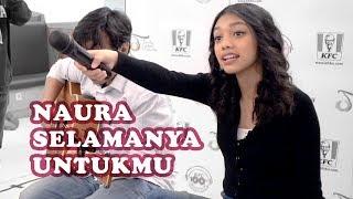 Naura - Selamanya Untukmu (#Teman Naura) Live | Naura TV