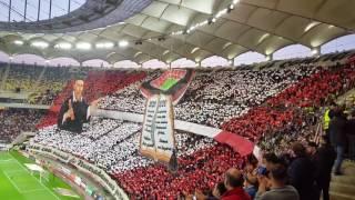 Coregrafie Dinamo Bucuresti - fcsb 1 Mai 2017