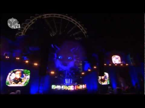 Avicii Live Set Tomorrowland 2012 Parts