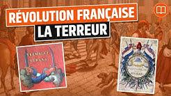 La terreur et la vertu | HNLD Révolution française tome 13