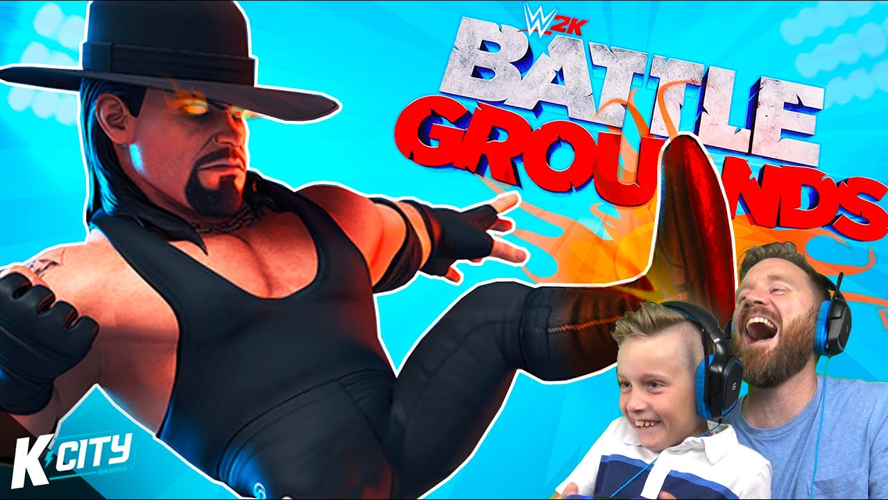 Download WWE 2K Battlegrounds is AMAZING! FIRST LOOK!!! K-CITY GAMING