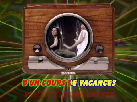 Baccara - Parlez-Vous Francais KARAOKE