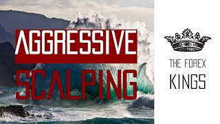 Aggressive scalping: Alligator candle FOREX strategy (70 % Winning rate)